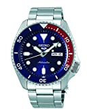 Seiko Men's Analogue Automatic Watch with Stainless Steel Strap SRPD53K1