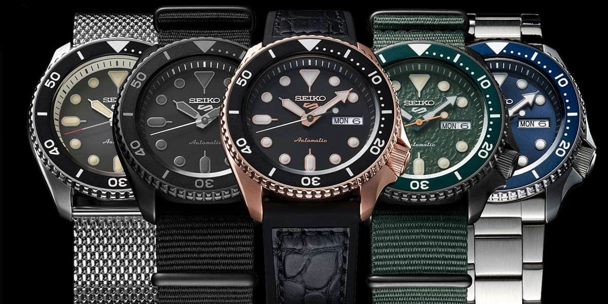 These Seiko 5 Sports Divers Are Replacing the Rumored to be Discontinued SKX
